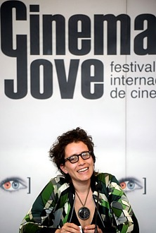 Albertina Carri en Cinema Jove