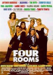 1995. Four Rooms (Four Rooms).