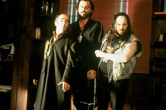 portrayal of the devil in alan parker�s angel heart and taylor hackford�s the devil�s advocate We're in the middle of spooky season, a particularly american phenomenon where the supernatural meets the commercial there's plenty of candy corn, jack-o'-lanterns, and people slapping together.