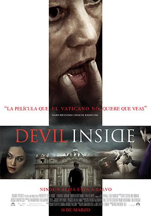 evil inside Showcase yourself on imdb & amazon go to imdbpro | the evil inside brings a knife and a killer to this slumber party august 27th dead inside (2011.