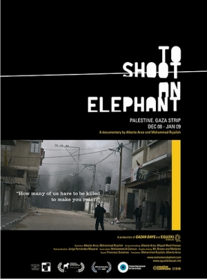 To shoot and elephant
