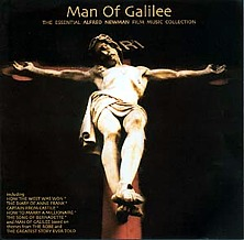 Man of Galilee, recopilatorio de Alfred Newman