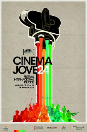 Cartel de Cinema Jove 2009