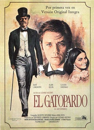 El gatopardo, de Luchino Visconti