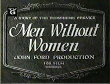 1930. MEN WITHOUT WOMEN (Tragedia submarina).