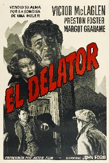 1935. THE INFORMER (El delator).