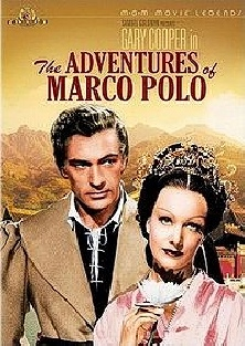 1938. THE ADVENTURES OF MARCO POLO (Las aventuras de Marco Polo).