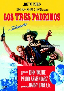 1948. THREE GODFATHERS (Tres padrinos).