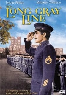 1955. THE LONG GRAY LINE (Cuna de héroes).