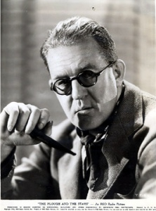 John Ford... de nombre auténtico Sean Aloysious O'Feeney, ¿o era John Feeney?