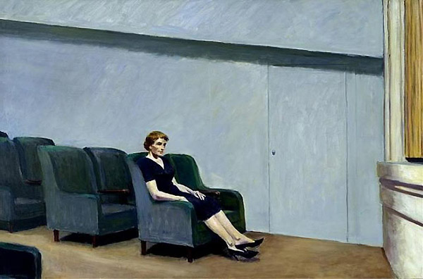 hopper-Intermission -intermedio