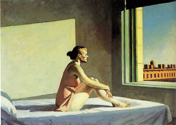 hopper-Morning sun 52