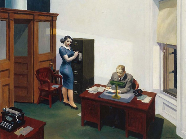 hopper-Office at Night-40