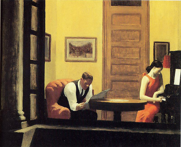 hopper-Room in New York 32