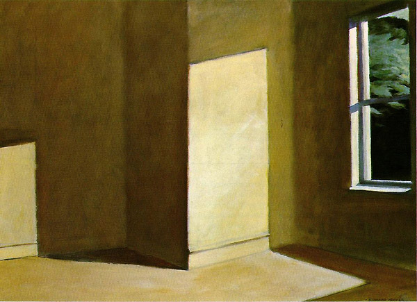 hopper-Sun in an empty room 63