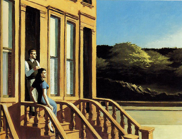 hopper-Sunlight on Bronwstones 56